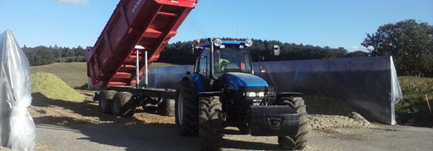 Landbrugshjælper -  maskinkørsel